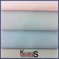 egyptian polyester cotton fabric for shirt