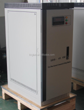 three-phase 50kva solid state power stabilizer