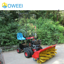 Electric snow cleaning machine/snow plow machine for sale