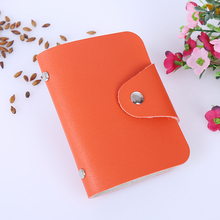 Wholesale Company staff name business id card case holder with 20 bit