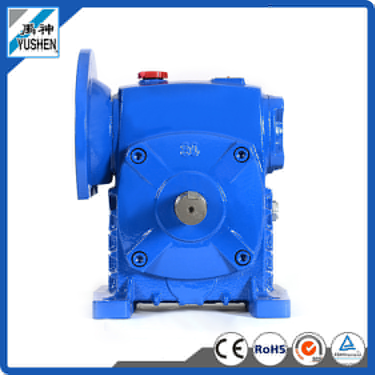 electric motor speed reducer box for concrete mixer