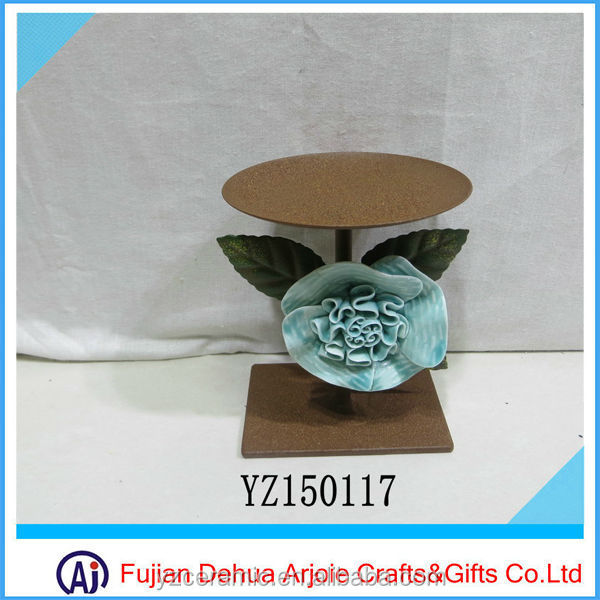 2016 Porcelain Products Metal Candle Holder