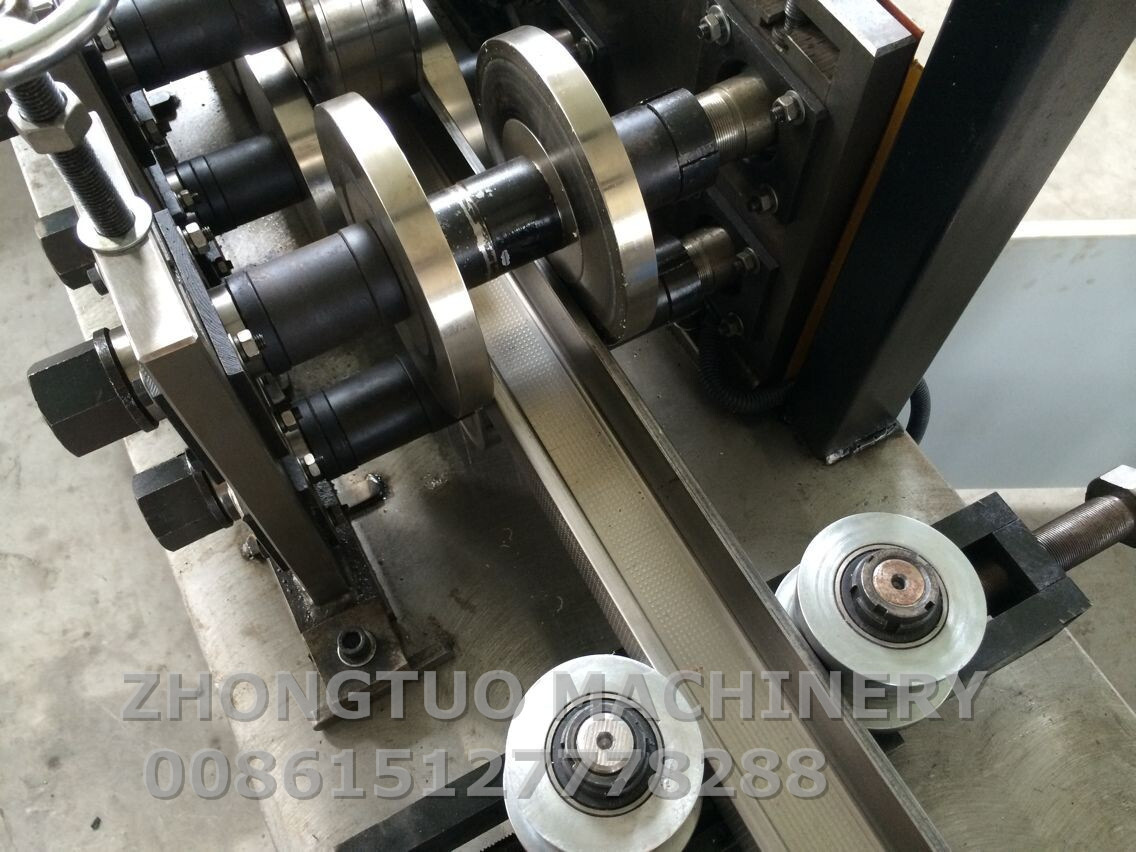 Classical type  light keel Metal Stud Track Roll Forming Machine