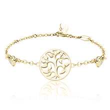 Luxury Girl' Designer Tree Of Life Bracelet