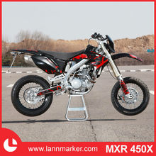 Powered motorbike 450cc