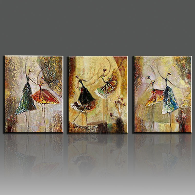 WS108 Famous Modern Lonely Sex Images Girl Painting Art For Wall Decore Artwork Painting