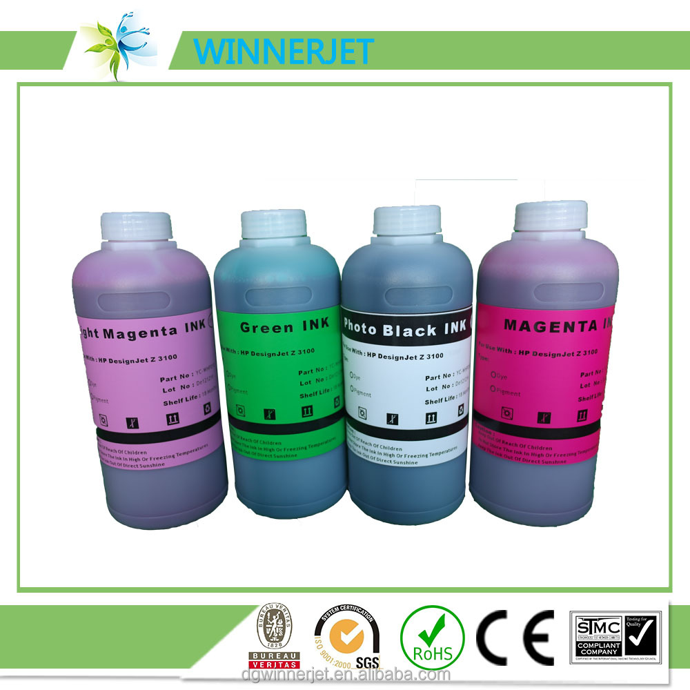Buy printer dye ink for hp Z3100