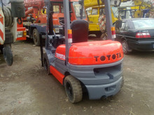 Used 3 ton Forklift for sale, 3 ton Toyota 6FD30 forklift, original from Japan