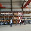 40ft Flatbed Trailer With 3 Axles