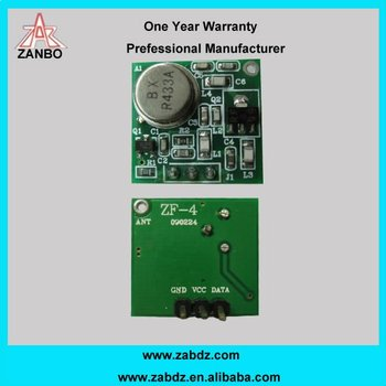 rf wireless transmitter board (ZF-4)