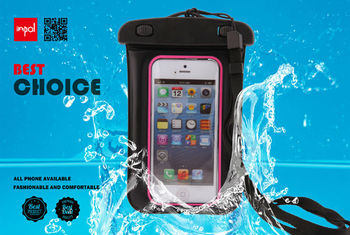 universal custom slim waterproof mobile cell phone case