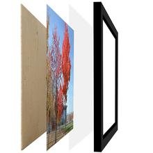 2019 new fashion 11x17Inch Picture Frame Without Mat Wall Mounting legal Document Certificate Frames