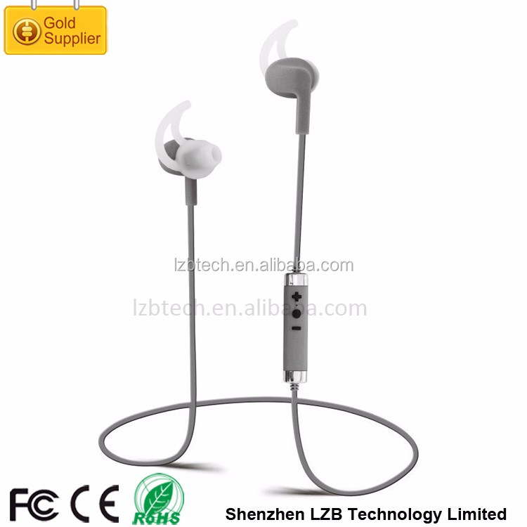 New Fashion bluetooth in-ear stereo headset, bluetooth earphone wireless for sport