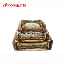 COO-2249 Indoor Dog house Pet Bed Square Folding sofa bed Luxury Dog Bed Sofa