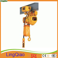 2015 New Style China 3T Electric Chain Hoist for Sale, Hot Mechanical Hoist, Cheap Hoist Motor