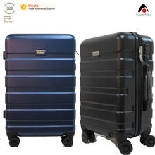 New design PET material spinner luggage trolley
