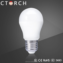 Hot sale E27 A60 9W led light bulb