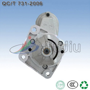 108-02 Rebuilt auto starter/6-10 Chevrolet Vauxhail Insignia auto starter motor OEM: 96831615 with factory price