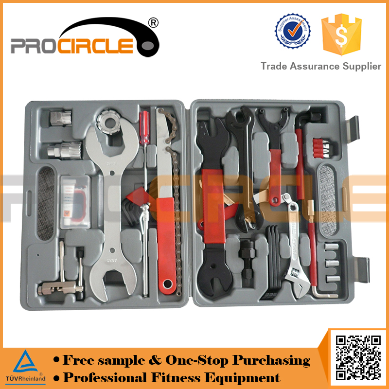 Procircle Multi-function Carrying Bicycle Tool Kit