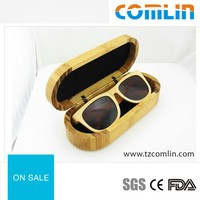 2015 Fashion Bamboo Sunglass Case high quality