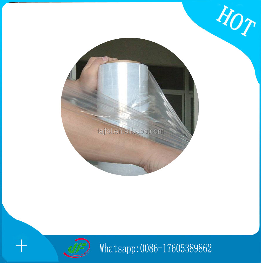 New style printed China Film Stretch Shrink Wrapping