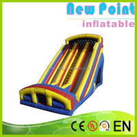 New Point inflatable slides,2015 China new designed inflatable slide