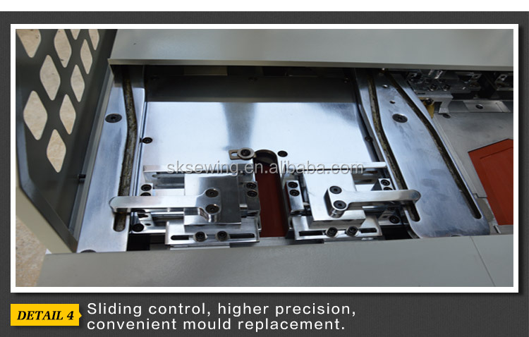 Automatic computer Pocket Creasing setter Machine