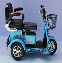 three wheel electric scooter motorcycle for disabled /aged person in China