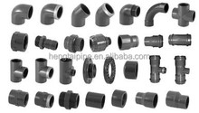 high pressure 3 inch pvc pipe fittings price made in China