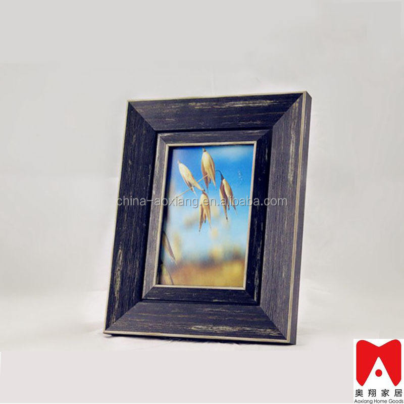Home decoration Not Wooden Imitated Antique promotion gift import funia photo frame effects