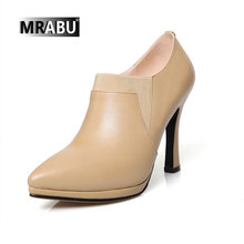women shoes 2017 pictures chengdu trendy pointed toe soft leather high heel pumps footwear wholesale women boots