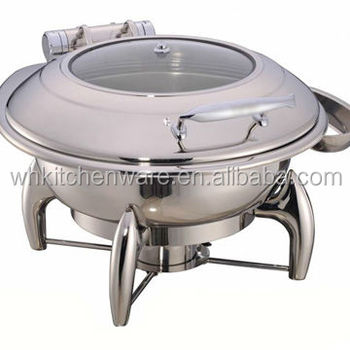 Hydraulic Chafer stainless catering equipment