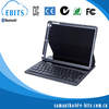 New general style bluetooth leather keyboard case for Ipad air