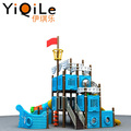 Children game equipment kids garden toys slide outdoor playground