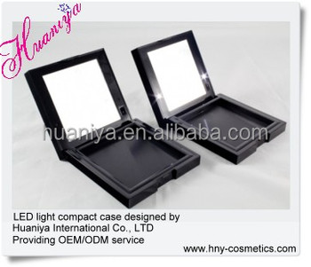 compact case LED function custom color