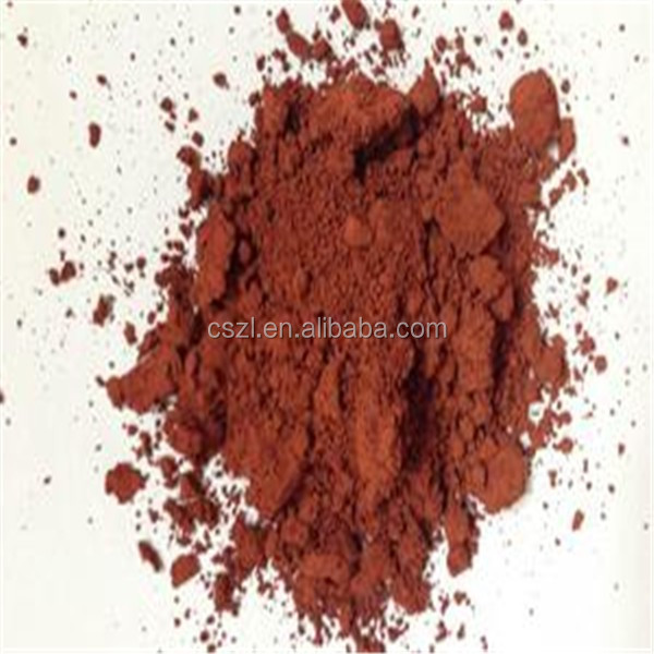 Ceramic pigment color plastic raw material color powder coating orange red pigment for tile and tableware china supplier