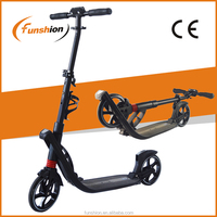adult big wheel scooter/2 big wheel kick scooter for adults