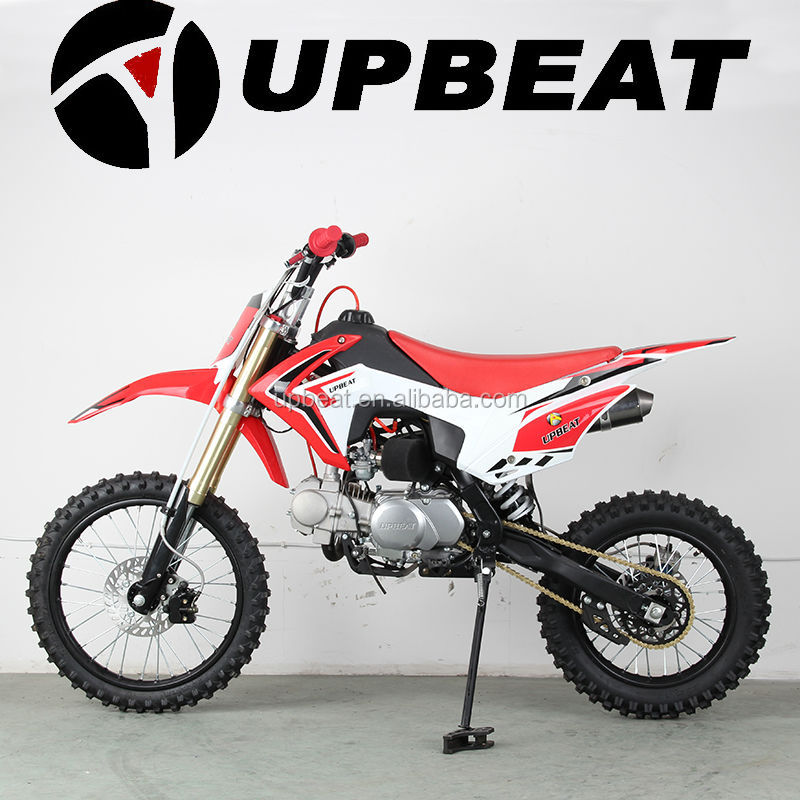 New 125cc adult dirt bike off road pit bike with manual