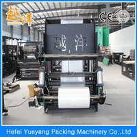 High Speed Center Sealing Bag Making
