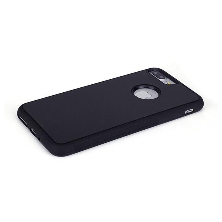 New nanomaterial adsoption mobile phone cover, for iphone 6 plus case 2016
