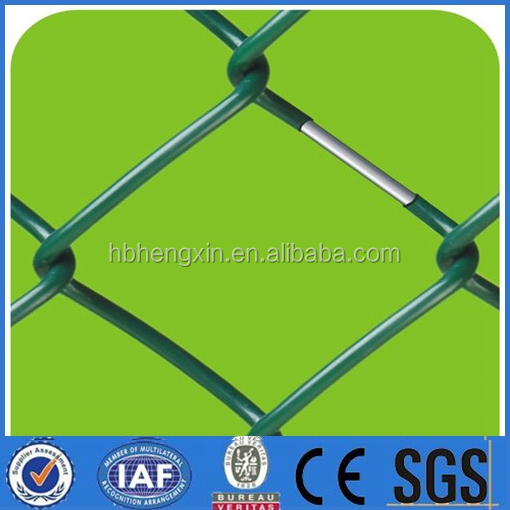 cheap fencing / chain link fene / decorative chain link fence