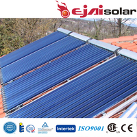 Selective Coating Heat Pipe 30 Tubes Solar Hot Water Heater Collector