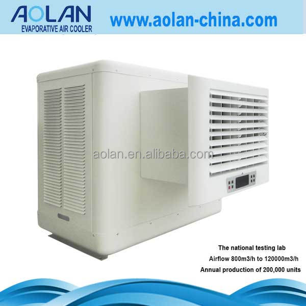 airflow 5000m3/h air cooler water less