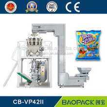 CB-VP42II automatic double servo French fries packing machine