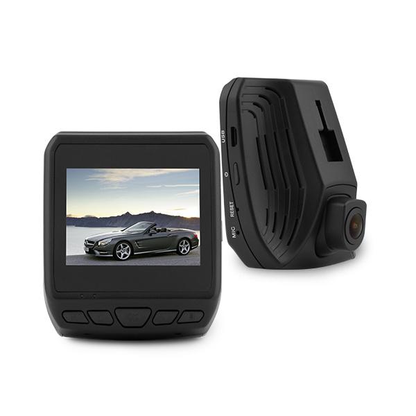 1296p 1080p car camera built in GPS ADAS HDR mini hidden Dash cam