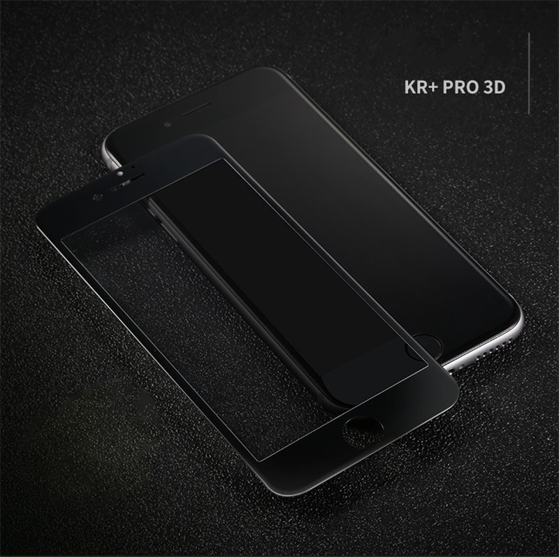 9h 2.5d oil anti spy privacy tempered glass screen protector for iphone 7 plus screem film