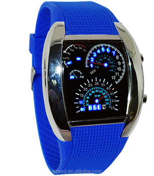 Very Cool Stylish Multifunction Digital Sport Watch Meter Dial Sport Watch Watches Manufacturer&Supplier&Exporter
