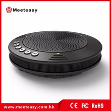 Portable bluetooth speaker for personal bluetooth device Skype call
