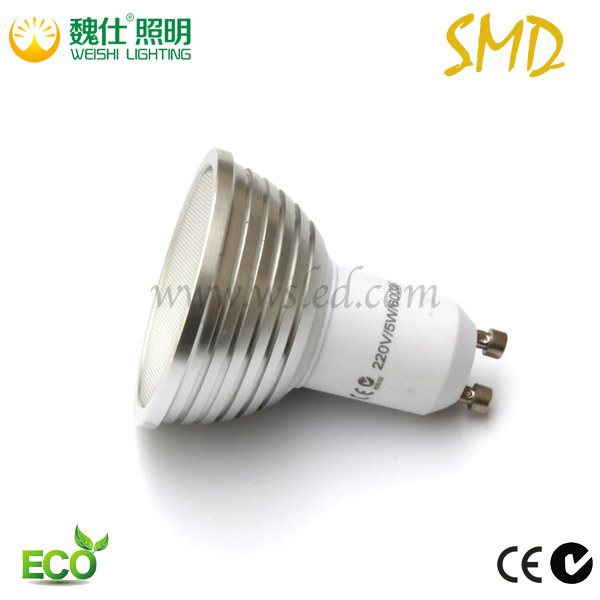3W 5W Frosted SMD LED Ceiling Spotlight 120 Degree Beam Angle with CE C-TICK RoHS Halogen Replacement