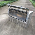 Adjustable shelf of big aluminum truck boxes